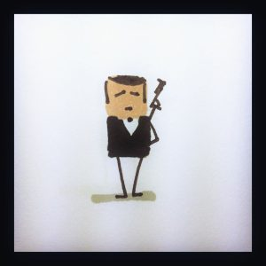 pixel movies 8bit cine película adivina guess film marcuscarus 007 Roger Moore sean connery pierce brosnan