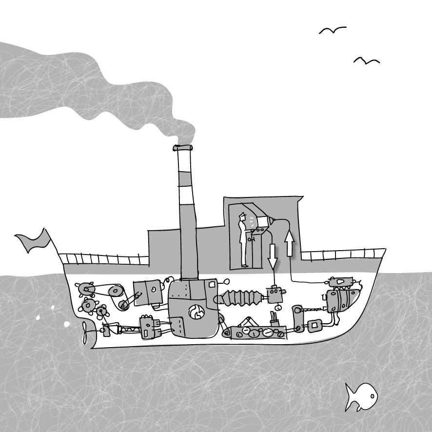 José Antonio Marina libro objetivo generar talento ilustración consciente subconsciente barco nevegar