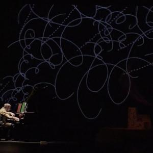 danza española videoarte escenografía música videoart proyección federico lorca perlimplín belisa amor piano