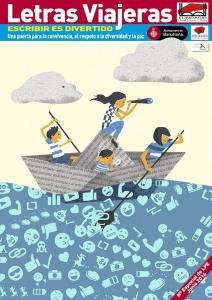 educación jóvenes letras viajeras fundació sierra fabra concurso premio barco papel escribir remar futuro niños emoticonos sms wasap whatsapp