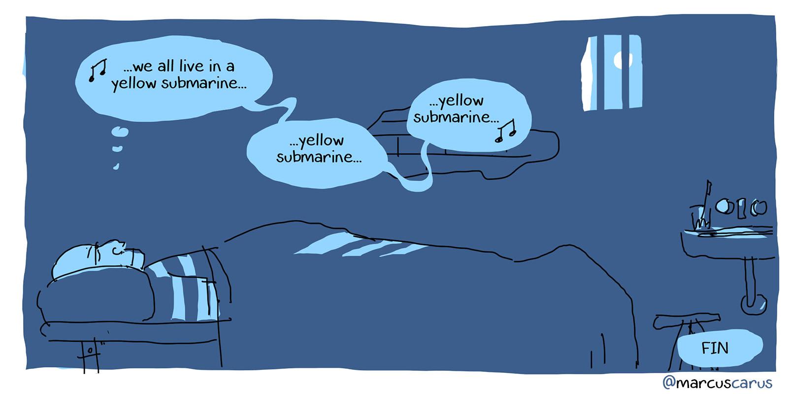 comic amigos facebook redes sociales historias soledad john lennon cárcel jail chapman