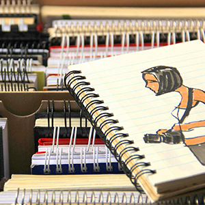 sketchbook libretas dibujo