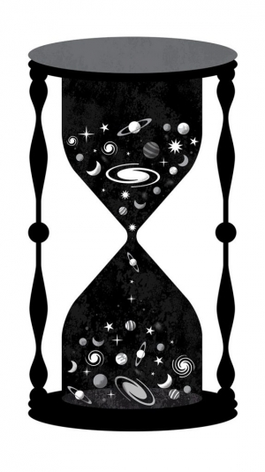 zoom jose antonio Marina ilustración illustration editorial marcuscarus filosofia reloj arena universo