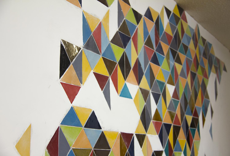mural cerámico ceramics
